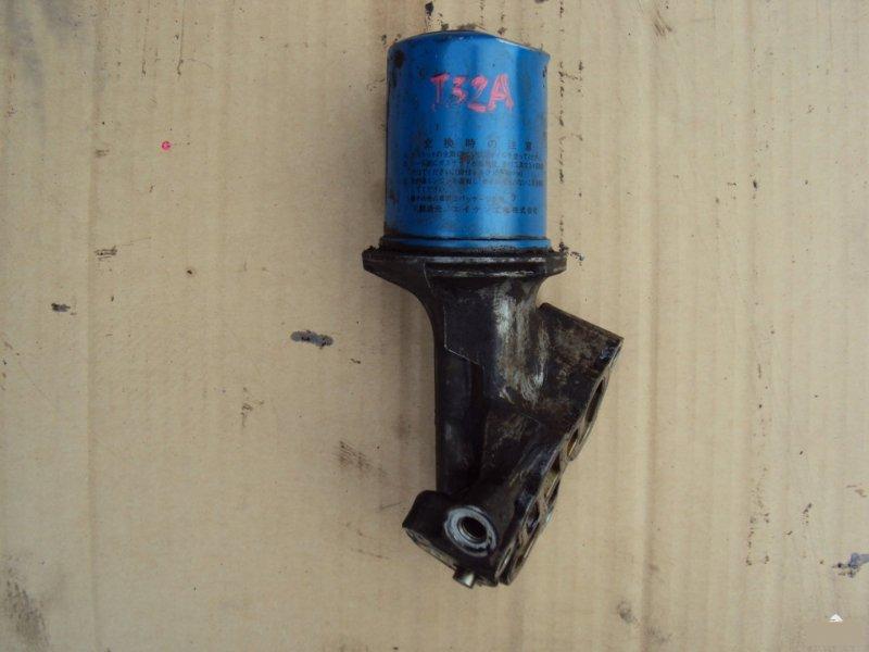 Крепление масляного фильтра Honda Saber J32A (б/у)