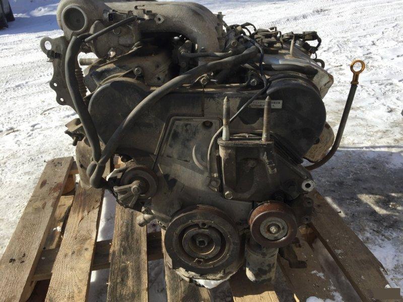 Кронштейн опоры двигателя Mitsubishi Diamante 6G73 (б/у)
