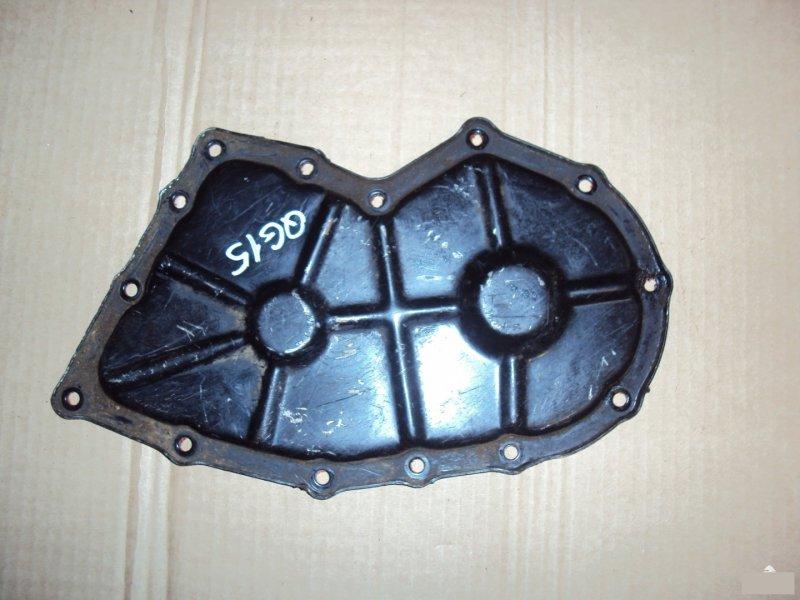 Крышка акпп Nissan QG13QG15QG18 (б/у)