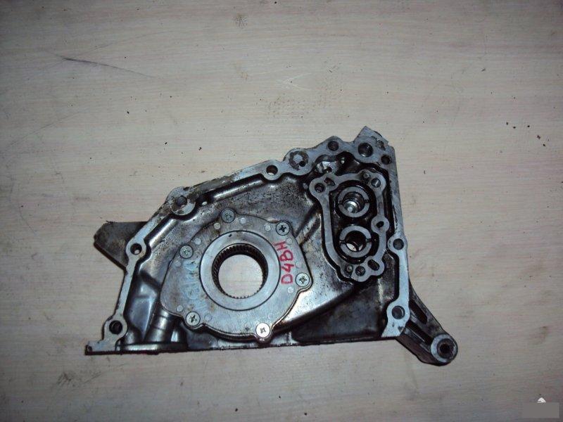 Масляный насос Hyundai Starex D4BH (б/у)
