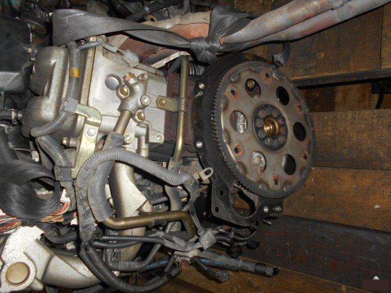 Маховик Toyota Hiace Regius 41 3RZ (б/у)