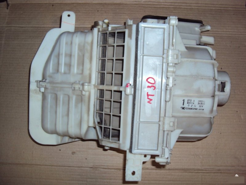 Печка Nissan X-Trail NT30 QR20 (б/у)
