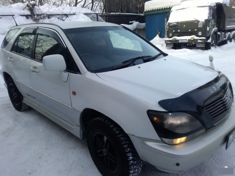 Печка Toyota Harrier MCU15 1MZ (б/у)