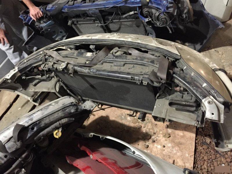 Радиатор основной Toyota Soarer JZZ30 (б/у)