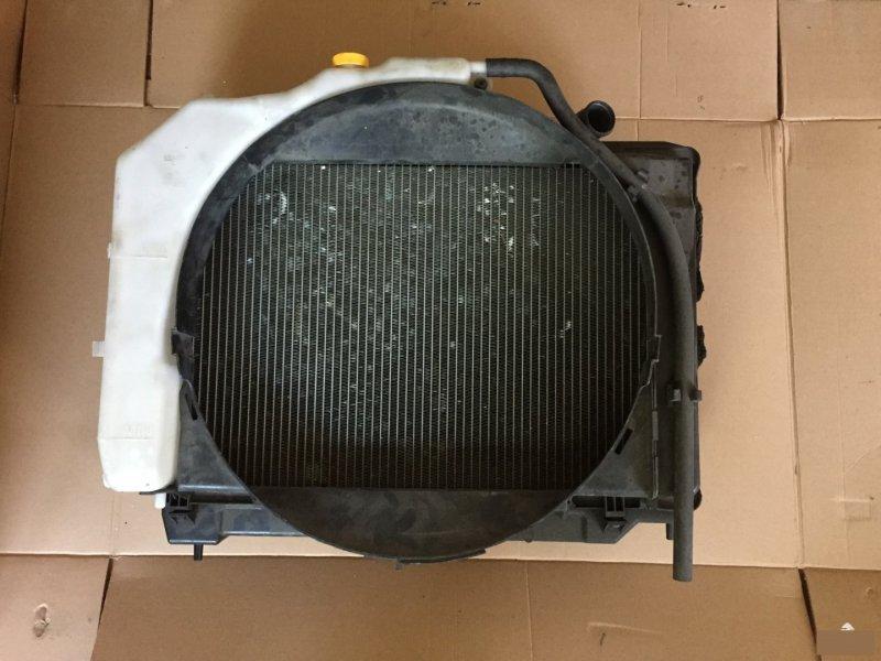 Радиатор основной Nissan Caravan 25 ZD30 (б/у)