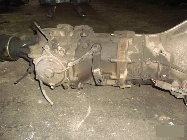 Раздатка Nissan Caravan 24 TD27 (б/у)