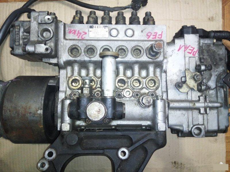 Тнвд Nissan Diesel FE6 (б/у)