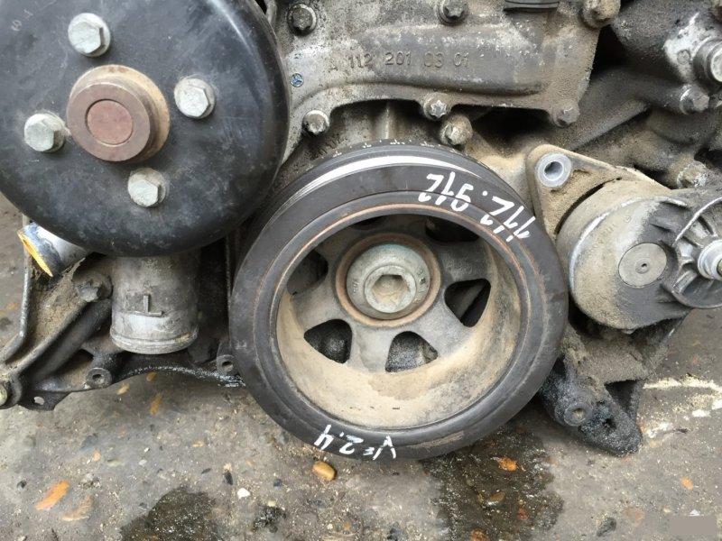 Шкив коленвала Mercedes-Benz 112912 (б/у)