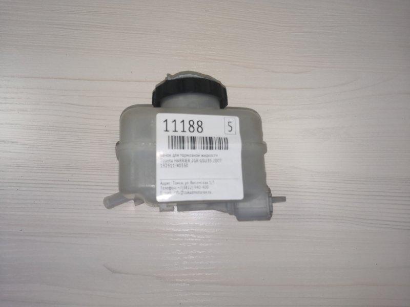 Бачок для тормозной жидкости Toyota Harrier GSU35 2GR 2007 (б/у)