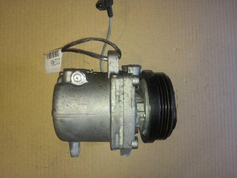 Компрессор кондиционера Nissan Roox ML21S K6A (б/у)