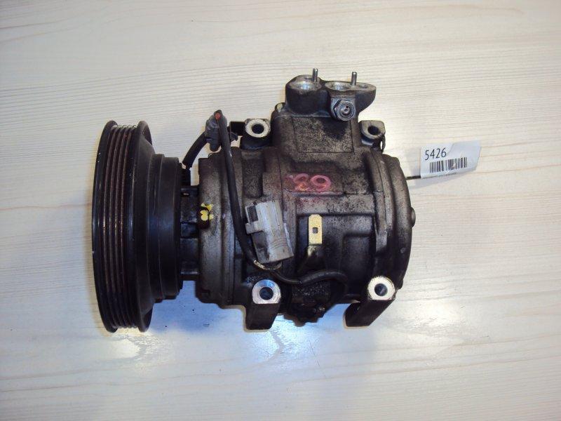 Компрессор кондиционера Toyota Avensis ST210 3S (б/у)