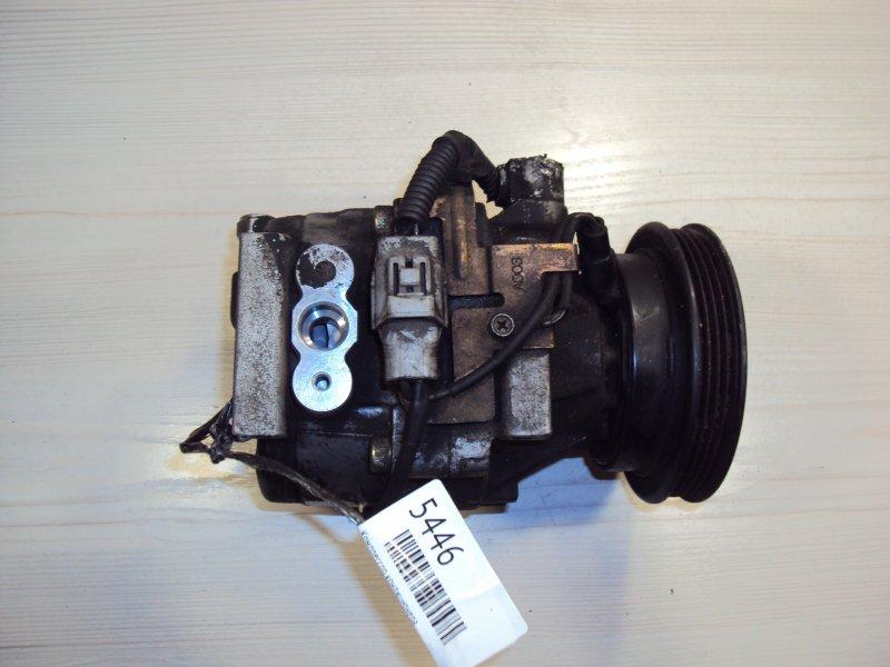 Компрессор кондиционера Toyota Corolla 4E (б/у)