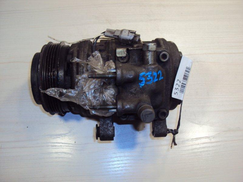 Компрессор кондиционера Toyota Estima CXR20 3CT (б/у)