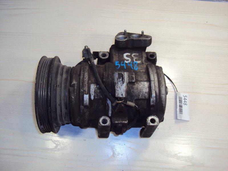 Компрессор кондиционера Toyota Caldina 3S (б/у)