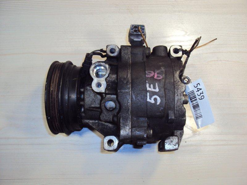 Компрессор кондиционера Toyota Caldina 4E (б/у)