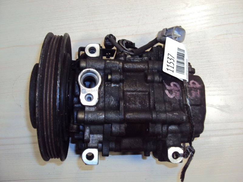 Компрессор кондиционера Toyota Corolla Ceres AE100 4A (б/у)