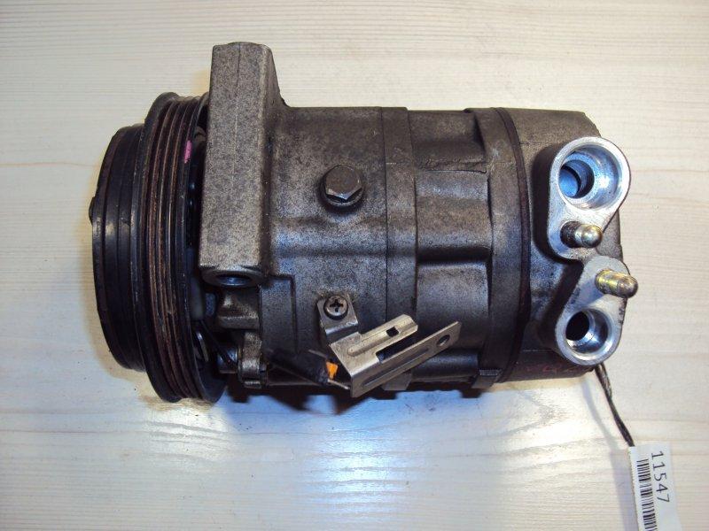 Компрессор кондиционера Nissan 350Z CPV35 VQ25DD (б/у)