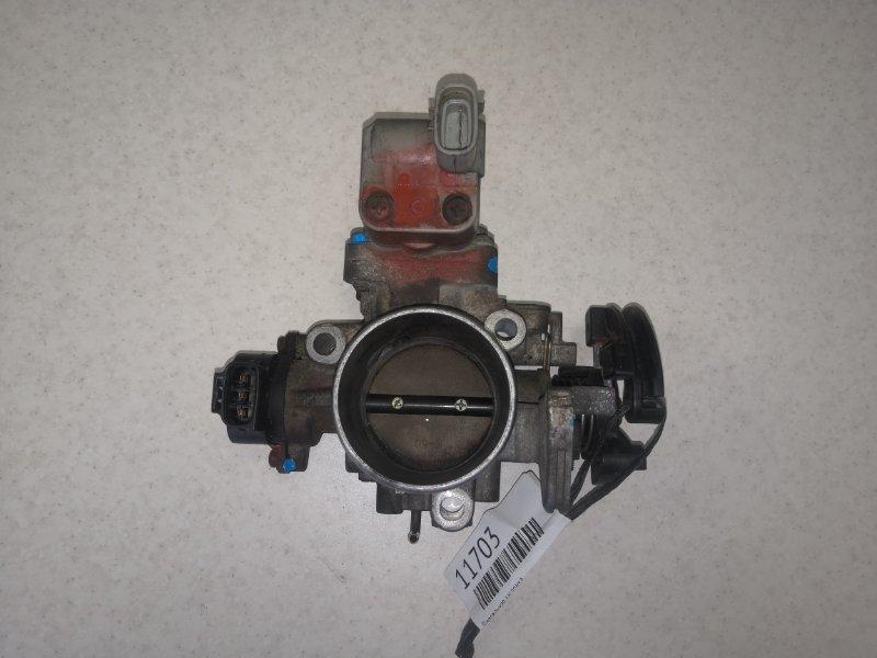 Дроссельная заслонка Toyota Caldina ST19 3S (б/у)