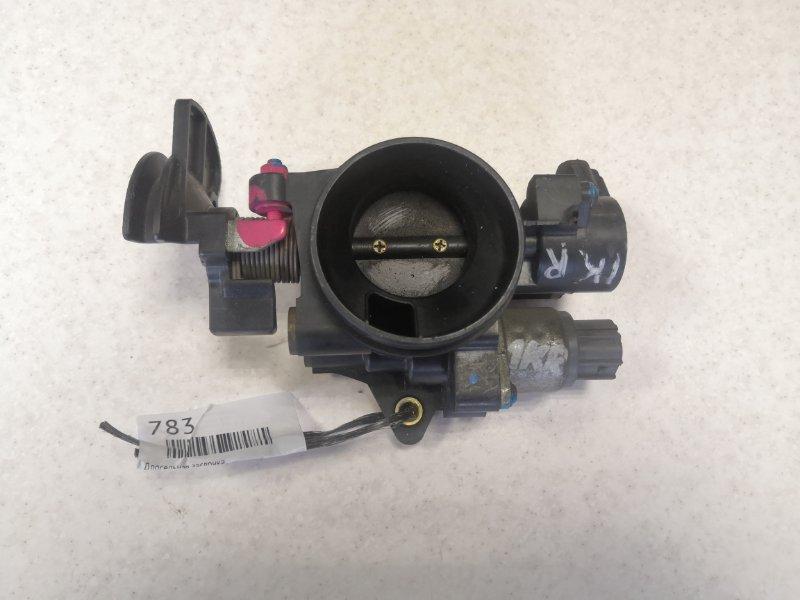 Дроссельная заслонка Toyota Passo KGC15 1KR (б/у)