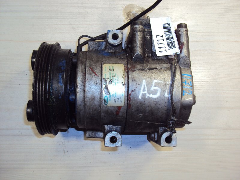 Компрессор кондиционера Kia Rio A5D (б/у)