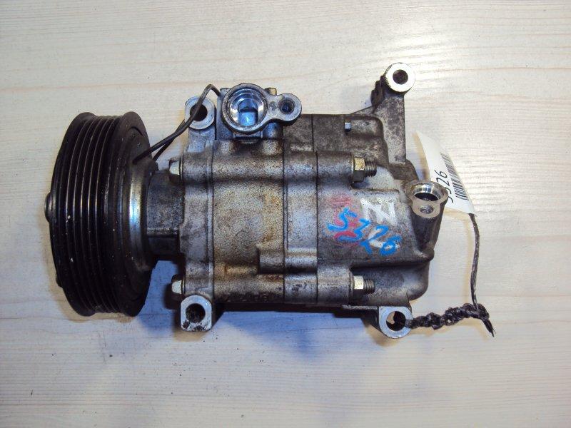 Компрессор кондиционера Mazda Demio ZJVE (б/у)