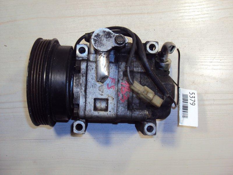 Компрессор кондиционера Mazda Familia FS (б/у)