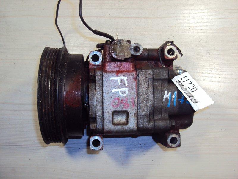 Компрессор кондиционера Mazda Familia GF8P FP (б/у)