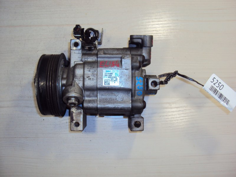 Компрессор кондиционера Subaru Impreza EL154 (б/у)