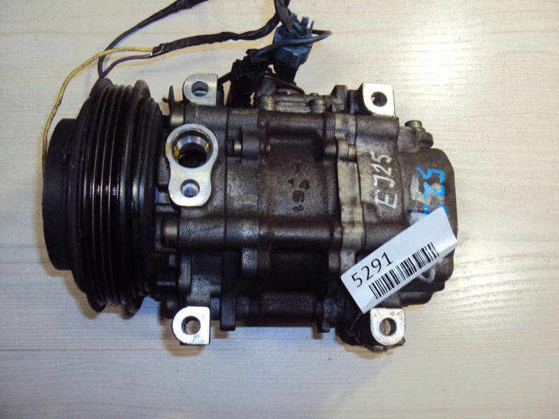 Компрессор кондиционера Subaru Legacy BE5 EJ20 (б/у)