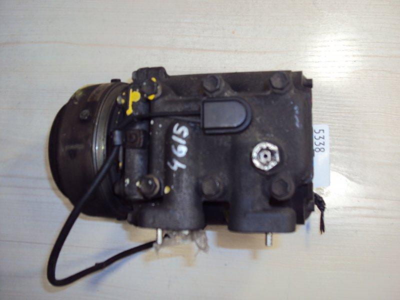 Компрессор кондиционера Mitsubishi Lancer CK2A 4G13 (б/у)