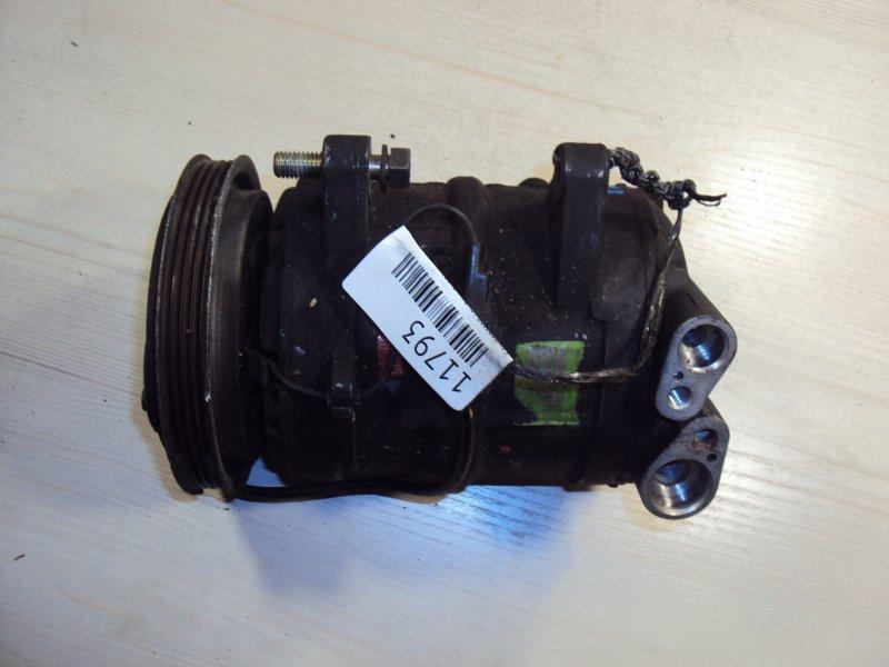 Компрессор кондиционера Nissan Largo CW30 KA24 (б/у)