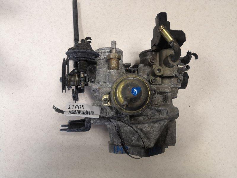 Дроссельная заслонка Toyota Alphard MNH1 1MZ (б/у)