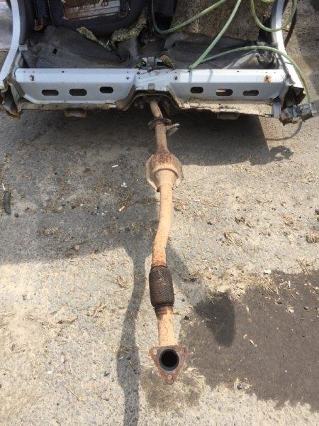 Выхлопная труба Daewoo Matiz F8CV (б/у)