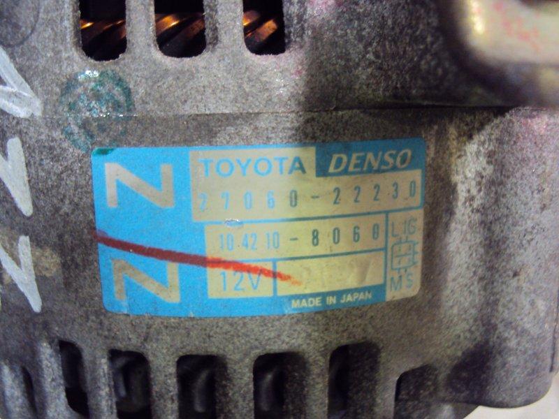 Генератор Toyota Celica ZZT230 1ZZ (б/у)