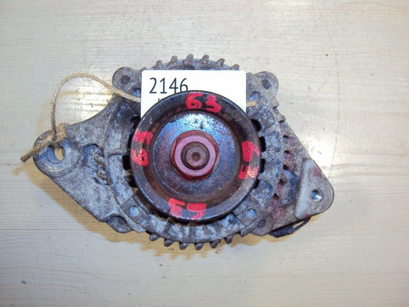 Генератор Toyota Corolla NZE120 1NZ (б/у)