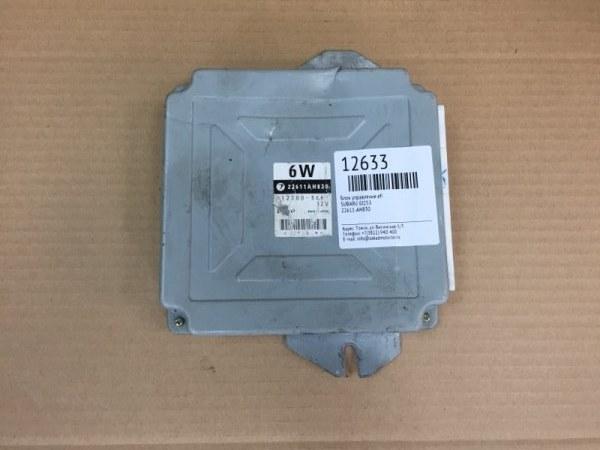 Блок управления efi Subaru Legacy EJ253 (б/у)