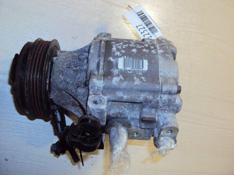 Компрессор кондиционера Subaru Legacy BL EJ253 (б/у)