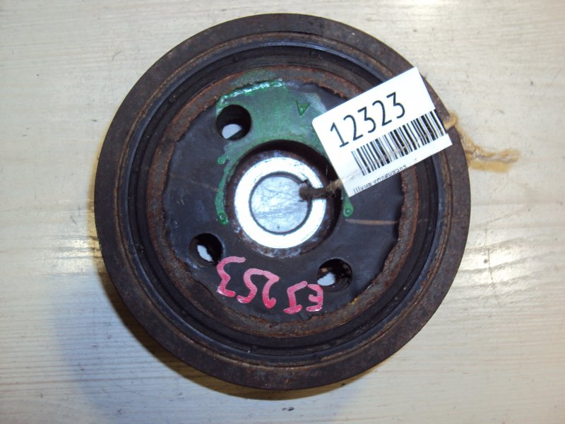 Шкив коленвала Subaru Forester SF9 EJ25 (б/у)