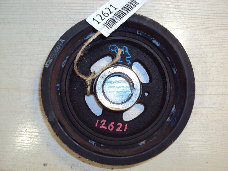 Шкив коленвала Nissan Avenir U31 QR20 (б/у)