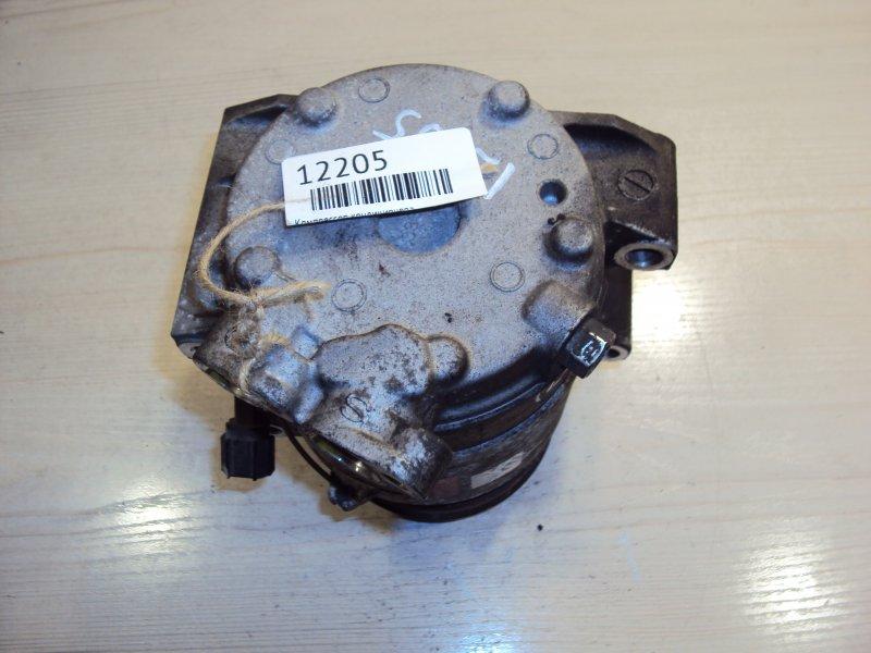 Компрессор кондиционера Nissan Qx56 60 VK56 (б/у)