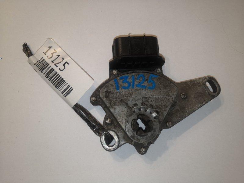 Селектор акпп Toyota Avensis 1NZFE (б/у)