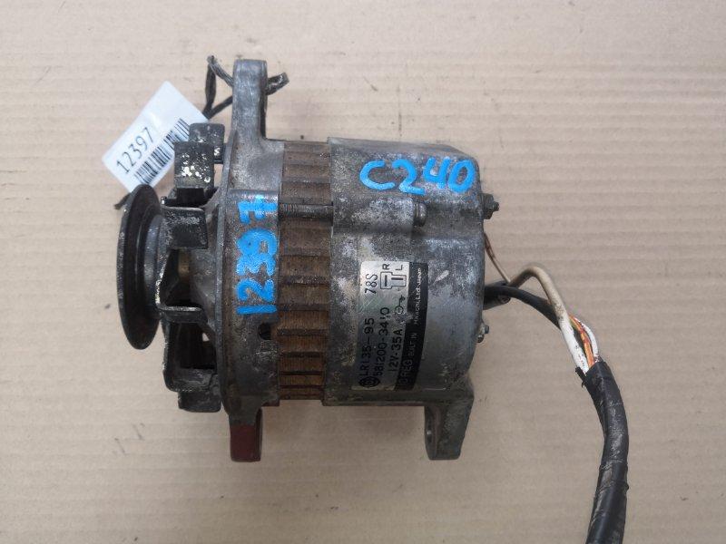 Генератор Isuzu C240 (б/у)