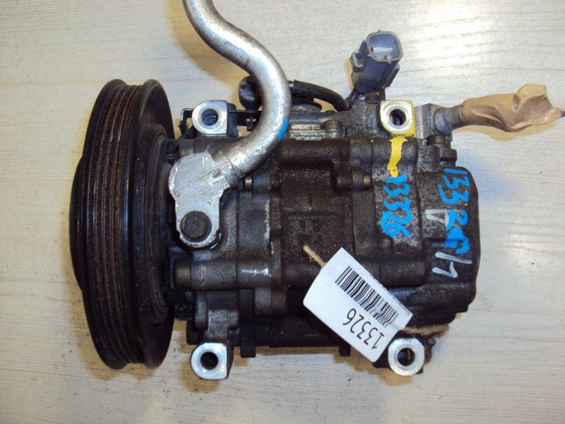 Компрессор кондиционера Toyota Caldina 4A (б/у)