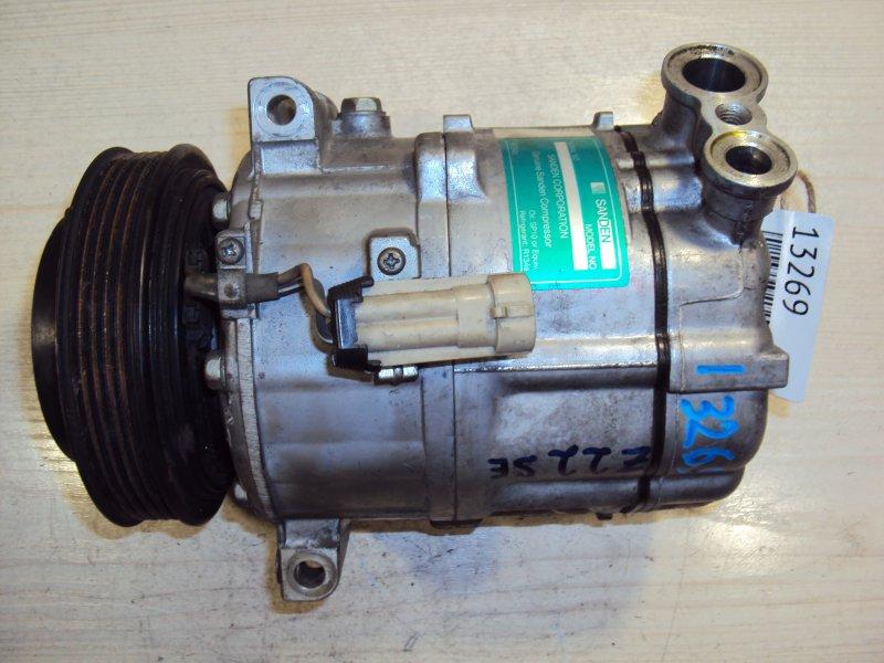 Компрессор кондиционера Subaru Astra Z22SE (б/у)