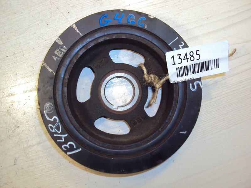 Шкив коленвала Hyundai Elantra G4GC (б/у)