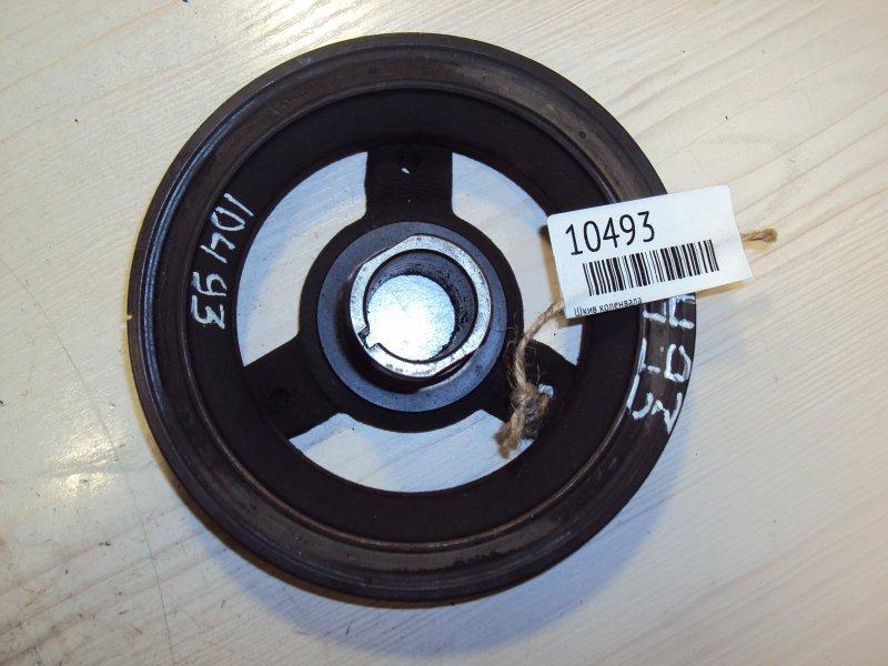 Шкив коленвала Subaru Astra Z22SE (б/у)