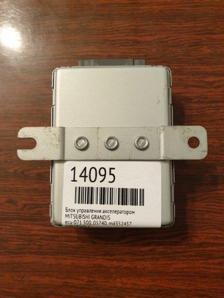 Блок управления акселератором Mitsubishi Grandis (б/у)