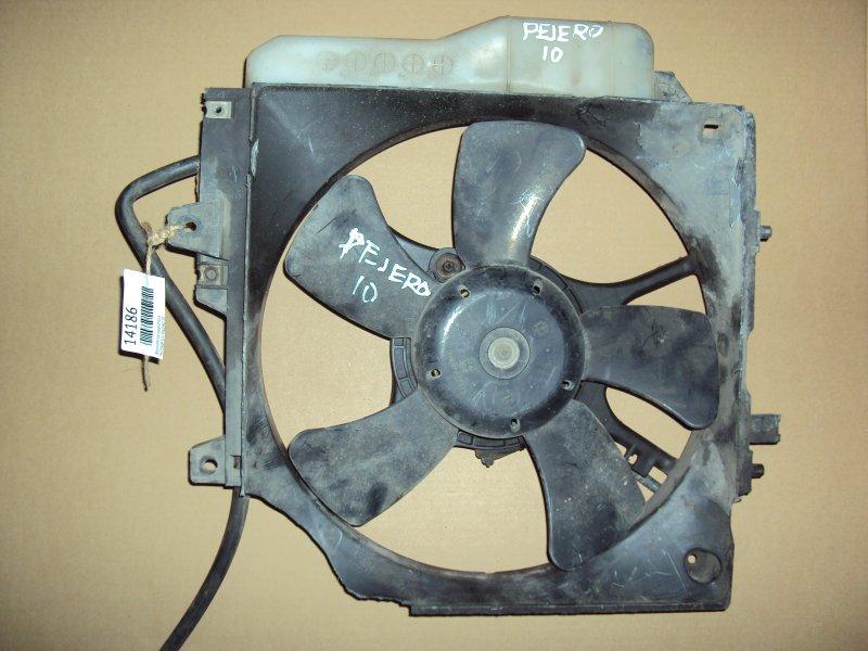 Вентилятор радиатора Mitsubishi Pajero Io (б/у)
