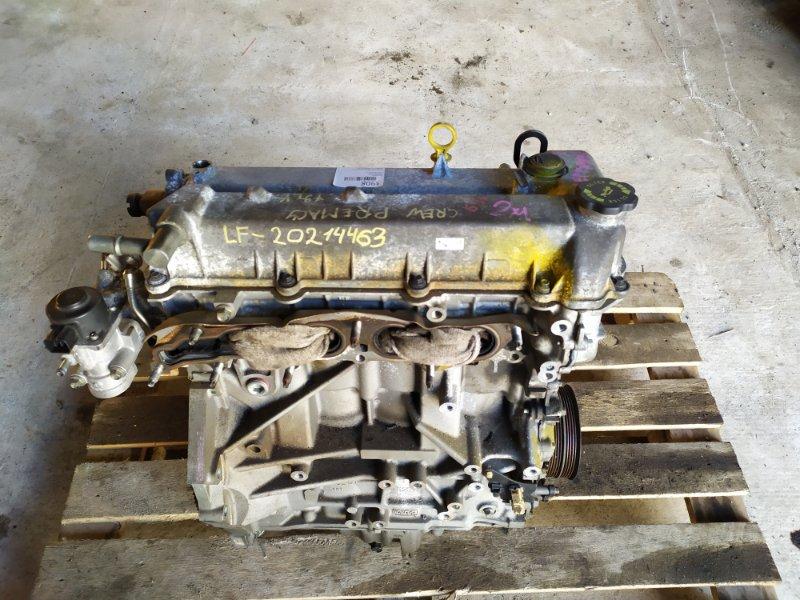 Двигатель Mazda Premacy CREW LFVD (б/у)