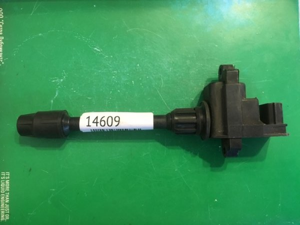 Катушка зажигания Nissan 130 A32 VQ20DE задняя правая (б/у)